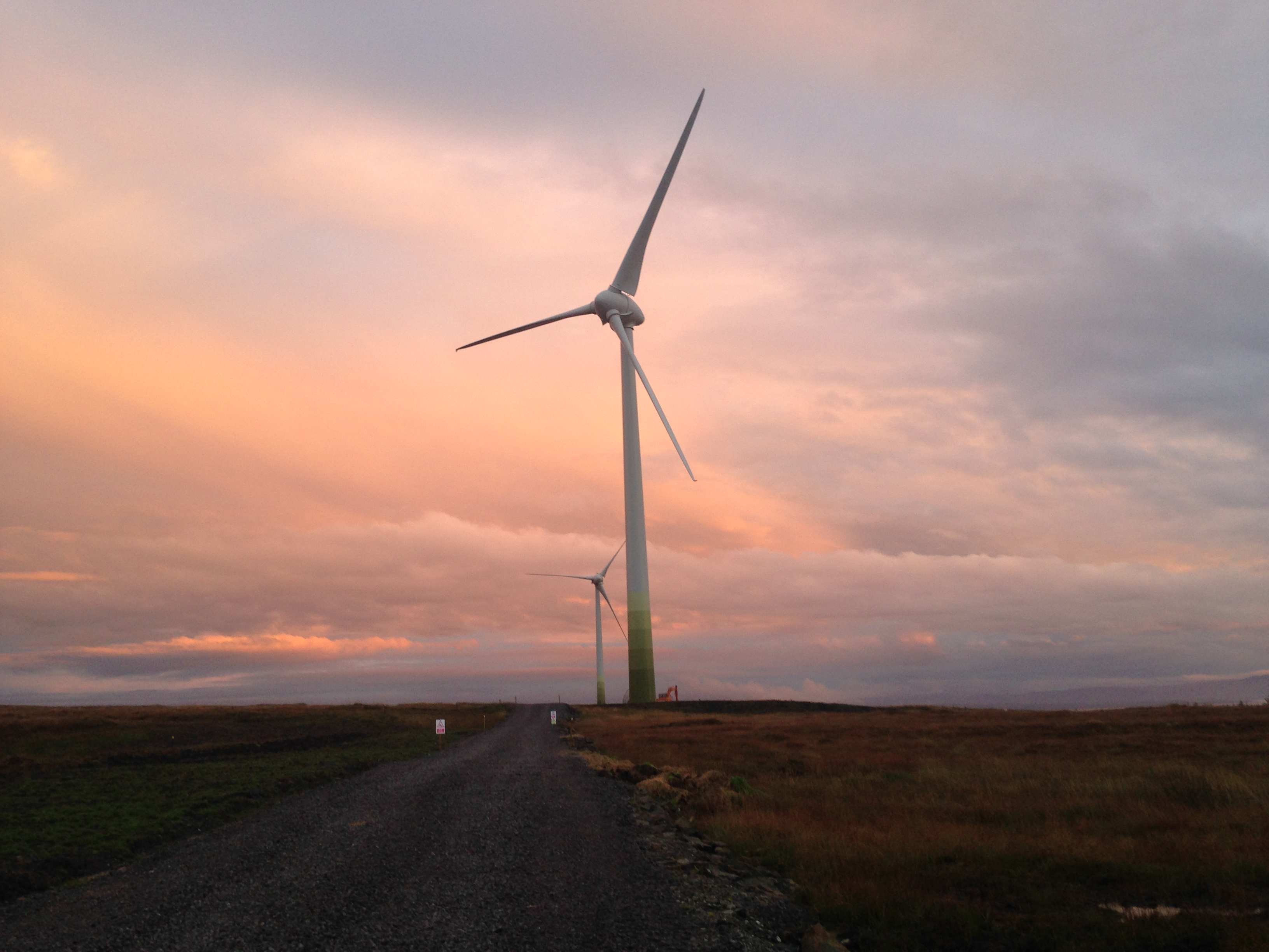 ICAN Acoustics assessment of Wind Turbine noise