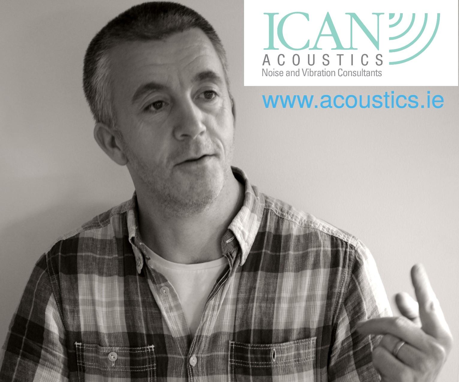 Diarmuid Keaney ICAN Acoustics