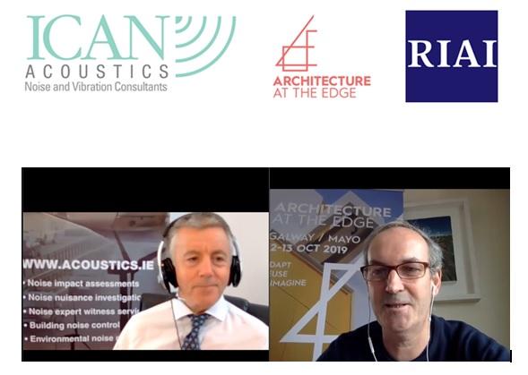 Acoustics Architects RIAI Diarmuid Keaney