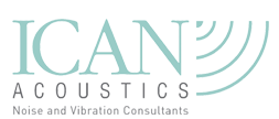ICAN Acoustics Logo