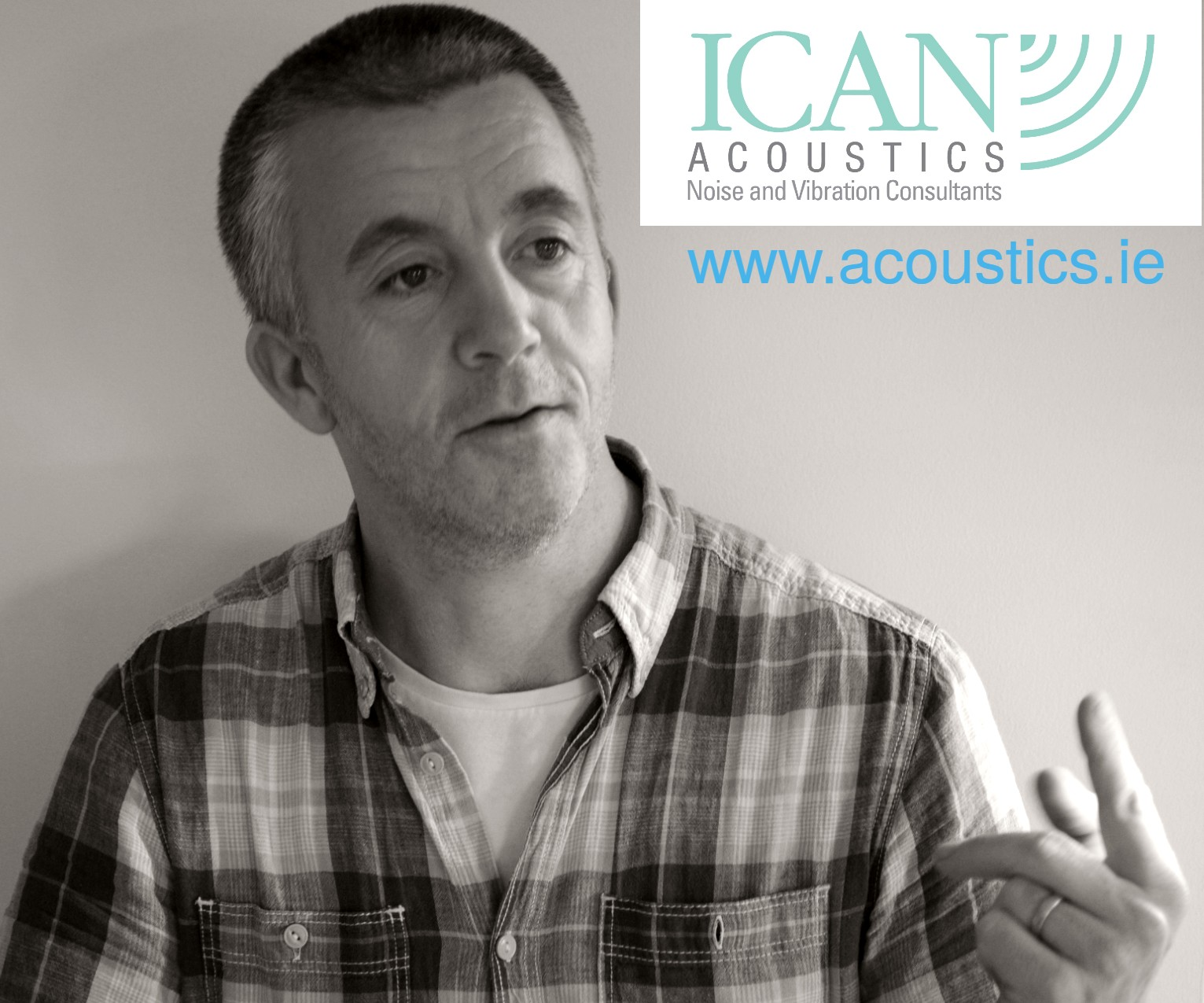Diarmuid Keaney ICAN Acoustics