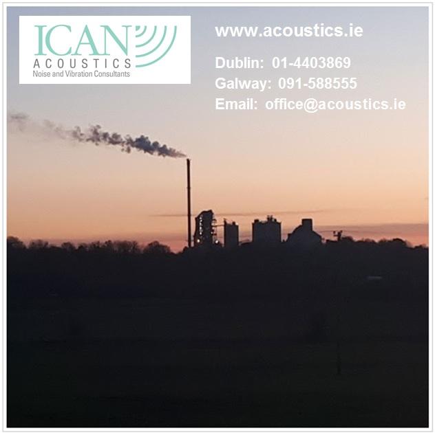 ICAN Acoustics Diarmuid Keaney Noise